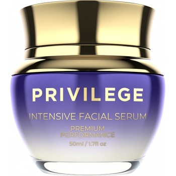Privilege Serum para la cara y el cuello con extracto de café intenso (50 ml)